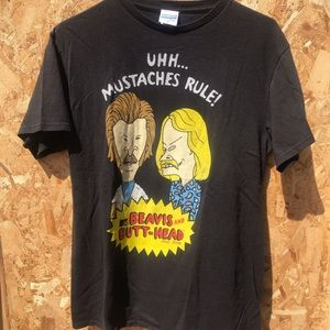 Vintage mtv Beavis and butthead shirt